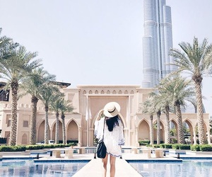 adventure, Dubai, and explore image
