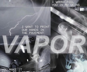 5sos, vapor, and lockscreen image
