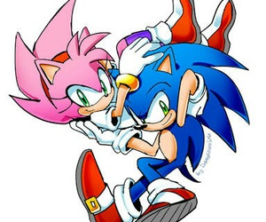 amy, blue, and pink image