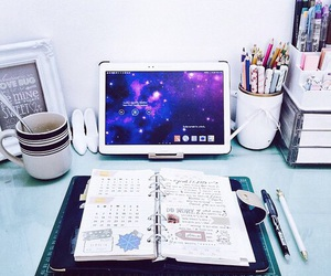school, note, and study image