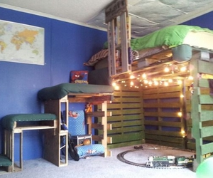 bunk beds, loft beds, and kids bunk beds image