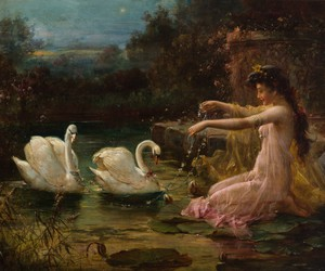 art, beautiful, and classical image