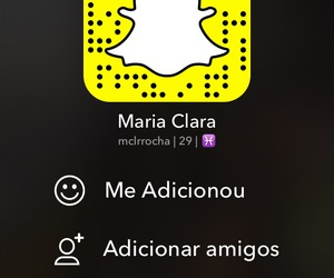 redes sociais, snap, and add me image