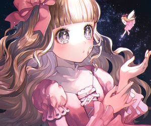 anime and fairy image