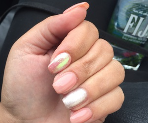 lovely, manicure, and nail image