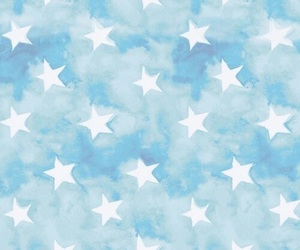 stars, wallpaper, and blue image