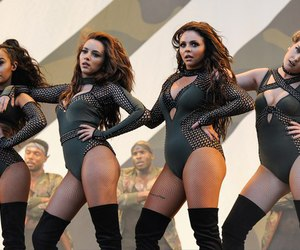 beautiful, jesy nelson, and perrie edwards image