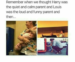 louis, parents, and real image