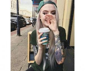 girl, makeup, and بُنَاتّ image