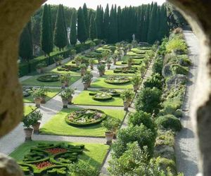 garden, italy, and travel image