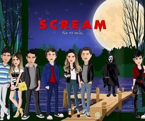 scream image