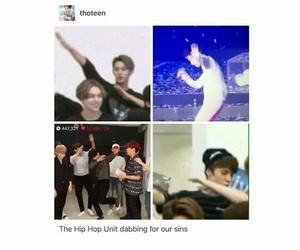 funny, kpop, and vernon image