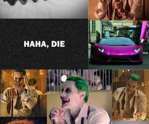 DC, jared leto, and the joker image