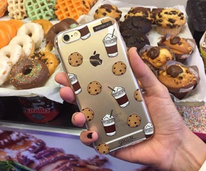 iphone, food, and case image
