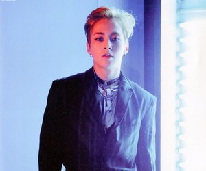 exo, xiumin, and k-pop image