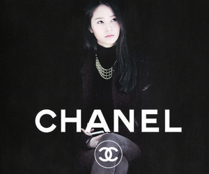 beautiful, chanel, and f(x) image