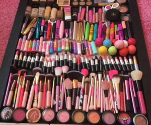 eos, goals, and make up image