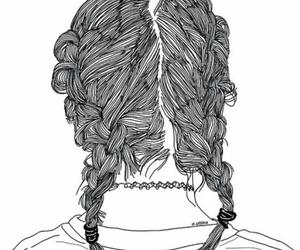tumblr girl draw image