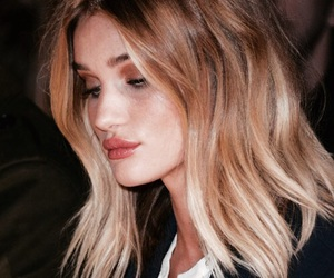 fashion, rosie huntington-whiteley, and model image