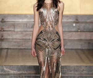 dress, fashion, and julien macdonald image