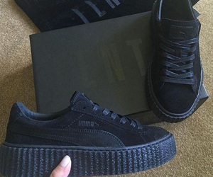 black, creepers, and Originals image