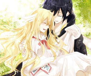 mavis and zeref image
