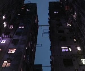 night, light, and city image