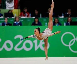 bronce, rhytmic gymnastic, and rio2016 image