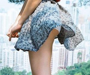 girl and skirt image
