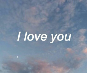 love, tumblr, and sky image