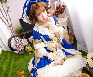 baby the stars shine bright, hime lolita, and lolita fashion image