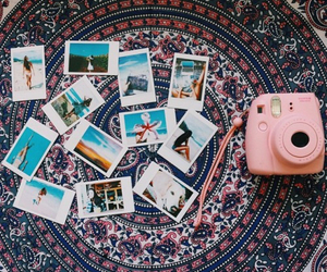 photography, photo, and polaroid image