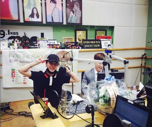 yesung, ktr, and Leeteuk image
