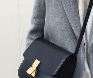 blazer, casual, and grey image