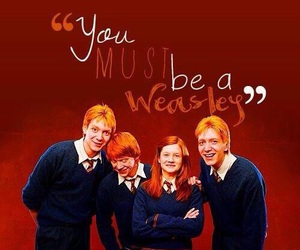 harry potter, weasley, and ron weasley image
