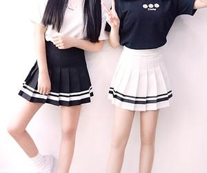 clothes, kfashion, and korean fashion image
