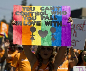 love, lesbian, and photography image