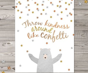 background, bear, and kindness image