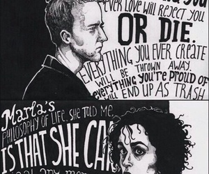 fight club and quote image