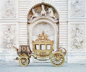 carriage and gold image
