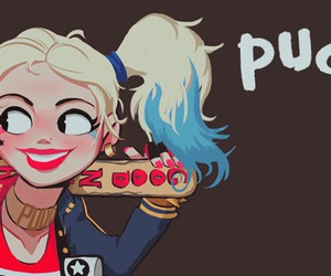 harley and puddin image