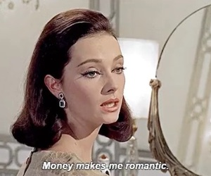 money, quotes, and romantic image