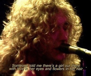led zeppelin, robert plant, and going to california image