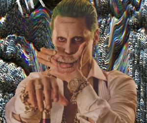 background, the joker, and grunge image