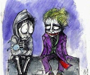 donnie darko and joker image