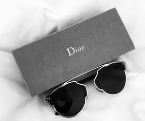 dior, sunglasses, and fashion image