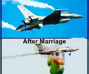 airlines, airplanes, and wife image