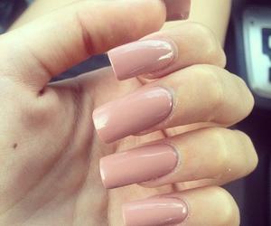 nail polish, nails, and style image
