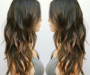fashion, hair, and hairstyles+ image