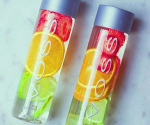 fruit, water, and voss image